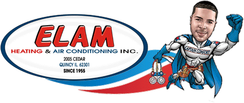 ELAM Heating and Air Conditioning, Inc. - Furnaces, Heat Pumps, Air Conditioning, Duct Cleaning, Indoor Air Quality