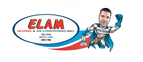 ELAM Heating and Air Conditioning, Inc. - Our Services